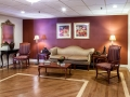 The Regency Assisted Living Lobby
