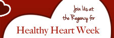 Healthy Heart Week at The Regency at Glen Cove