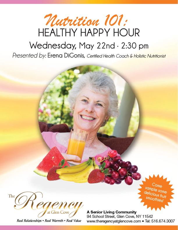 May 22nd, 2013 - Nutrition 101: Healthy Happy Hour   The ...  Healthy Happy Hour