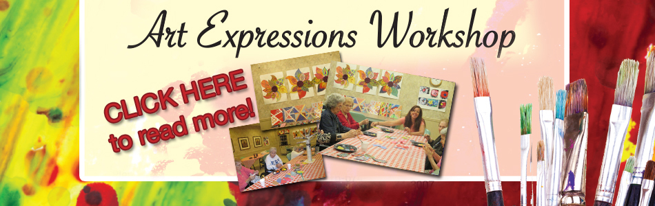 Art Therapy at The Regency Assisted Living Long Island