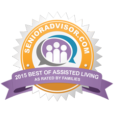 2015 Best of Assisted Living