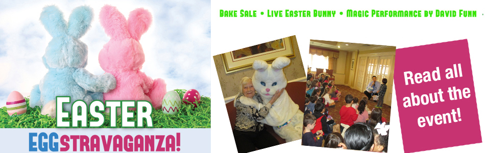 Easter Eggstravaganza at The Regency Assisted Living 2015
