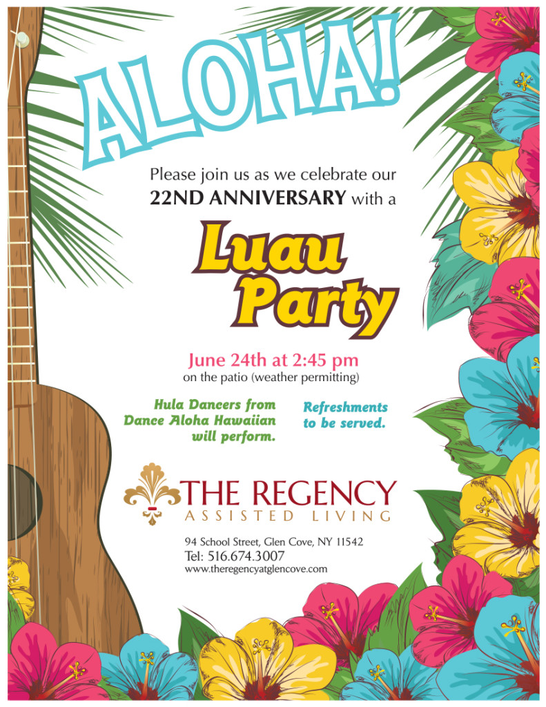 Hawaiian Themed Invitations for beautiful invitations ideas